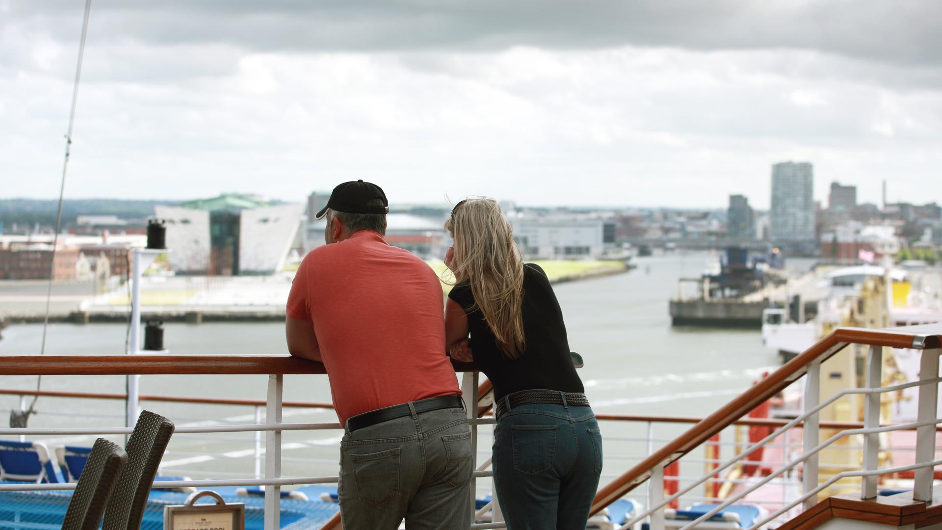 Cruise Passengers 5